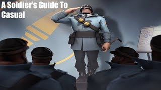 Team Fortress 2: A Soldier's Guide to Casual