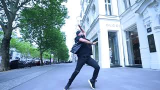 LUCIANO   LA HAINE  (Dancing By SERDAR LUNATIX) Prod. By BEATZARRE & DJORKAEFF