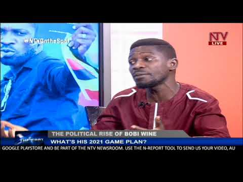 NTV ON THE SPOT: What is Bobi Wine's 2021 game plan?
