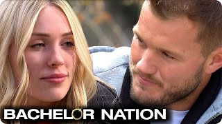 Colton Confronts Cassie Over Her True Intentions   The Bachelor US