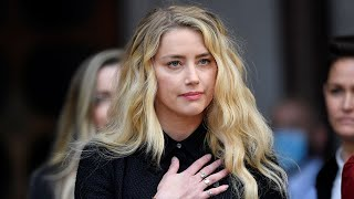 video: Watch: Amber Heard gives statement as Johnny Depp's defamation trial concludes