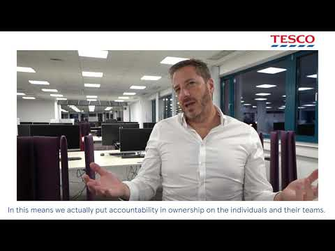 Tesco Technology  - Learn about our core purpose