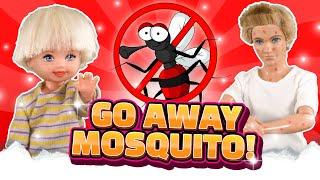 Barbie - Go Away Mosquito! | Ep.264