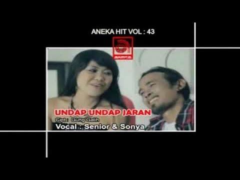 Senior & Sonia - Undap Undap Jaran [OFFICIAL VIDEO]