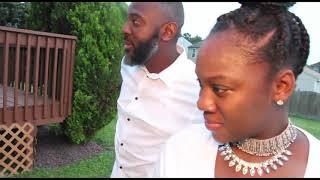 Surprise Engagement Party For Keniesha Davis #YesgodTv