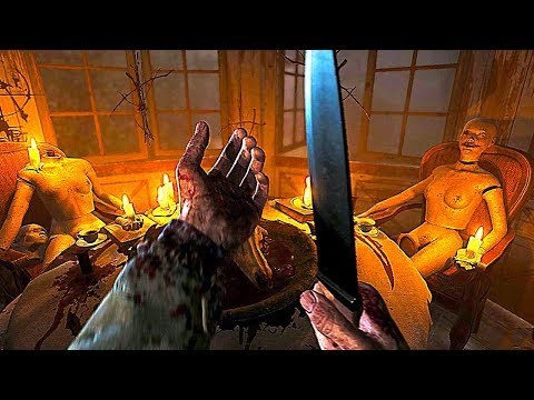 Top 15 New Upcoming Horror Games Of 2018 2019 Ps4 Xbox