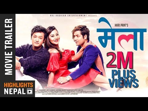 Nepali Movie Mela Trailer