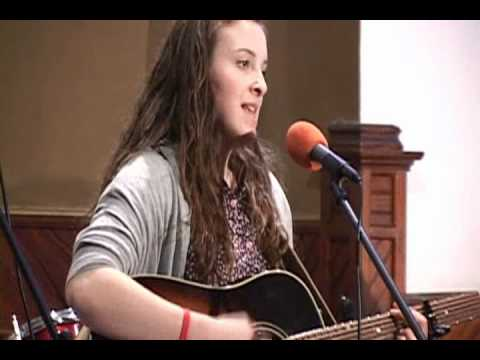 "Chiara Rossi ""Sometimes"" (Holly Williams) 1-13-12  .wmv"