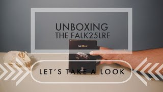 Unboxing Video for the Falk25LRF Thermal Imaging camera