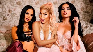 Sin Pijama Vs. Your Love - Becky G & Natti Natasha Ft. Nicki Minaj   Mashup