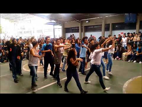 Dia da Consciência Negra Escola Rene de Oliveira Barbosa Arujá 2017