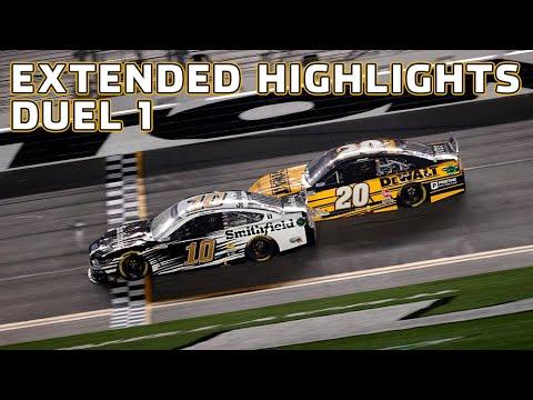 NASCAR 2021 ブルーグリーンバケーション at DAYTONA1のハイライト動画