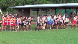 preview picture of video '2014 OIA JV Cross Country Championships at Pearl City HS'
