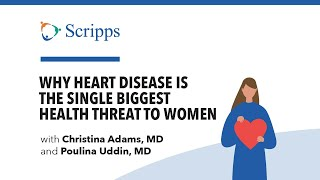 San Diego Health: Women's Heart Disease - Signs and Symptoms