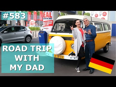 GERMANY CAMPTOO ROAD TRIP WITH MY FATHER DAY 583 | TRAVEL VLOG IV