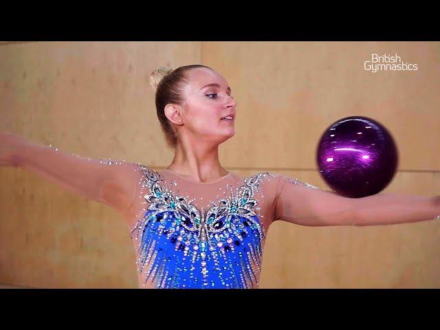 Stephani Sherlock's rhythmic training tips
