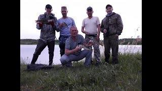 Отдых и рыбалка на новотроицком водохранилище