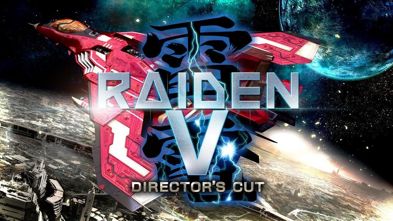 雷電V Director's Cut