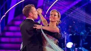 Denise Van Outen & James Waltz to 'At Last' - Strictly Come Dancing 2012 - Week  5 - BBC One