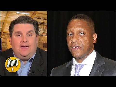 Alameda sheriff admitted within 12 hours Masai Ujiri was pushed by deputy - Windhorst | The Jump