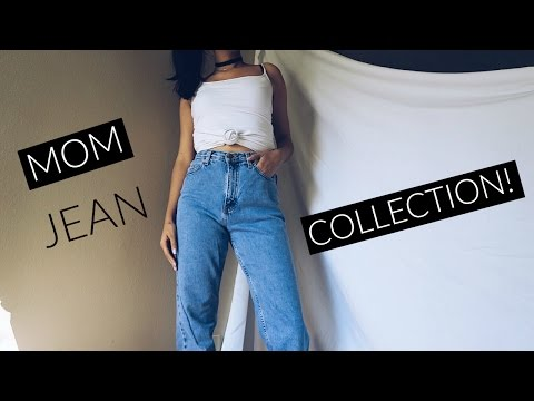 Mom Jean Collection/Haul!