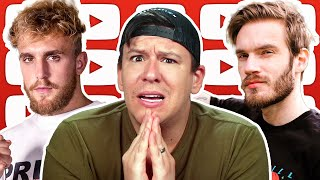 """What The Jake Paul Cheating """"Scandal"""" Really Exposes, PewDiePie, Tyron Woodley, Mr. Anti-Vax & More"""