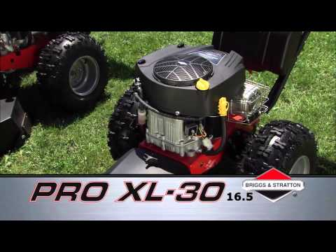 DR Power Equipment DR Reconditioned Pro XL30 30 in. Briggs & Stratton 20 hp in Mansfield, Pennsylvania - Video 1