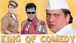 Legends of Comedy - Part 1 | 90's Comedy | Govinda | Paresh Rawal | Kader Khan | Shakti Kapoor