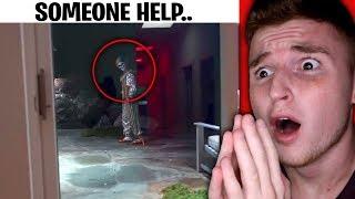 Clown Breaks Into Peoples House.. (HELP)