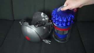 Staubsauger-Test: Dyson Cinetic Big Ball Musclehead