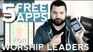 5 Free Android Apps for Worship Leaders
