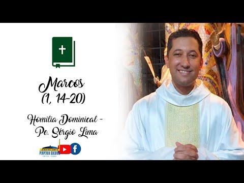 Homilia 24/01/2021 - Padre Sérgio Lima