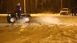 Квадроциклы Танец на льду  г.Северодвинск