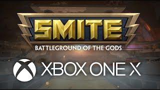 Smite ו־Paladins יהיו ברזולוציית 4K ו־60FPS ב־Xbox One X