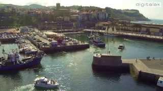 preview picture of video 'Getariara Elkanoren iritsiera / Llegada de Elkano a Getaria'