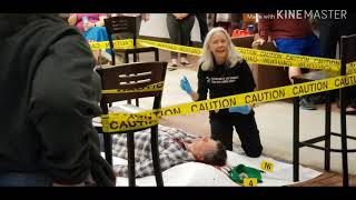 Crime Scene Live Demo -  Securing the Scene