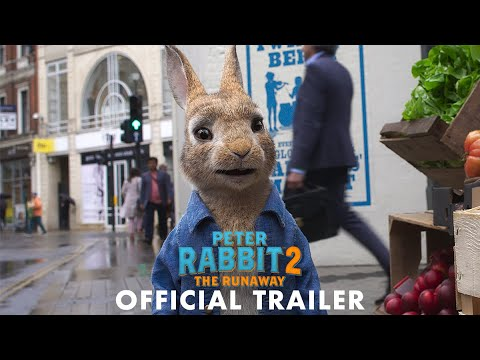 Movie Trailer: Peter Rabbit 2: The Runaway (0)