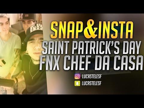 LUCAS1 - SAINT PATRICK'S DAY COM A IMT E FNX CHEF DA CASA