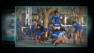 preview picture of video 'VideoClip - GangnamSkate - Club Atrac - Melisa Lectto - 2012 - Granadero Baigorria'