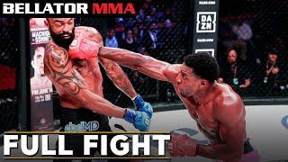 Full Fight | Phil Davis vs Liam McGeary - Bellator 220