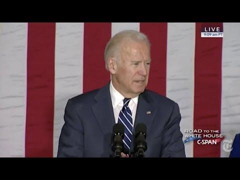 """""""¡Esa no es una exageración!"""": Una guía de las frases favoritas de Joe Biden"""