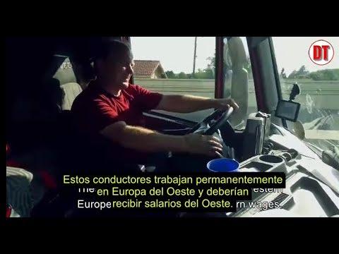 Diario de Transporte  - Las malas prácticas laborales del transporte de automóviles en Europa