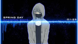 Nightcore - Spring Day「 BTS 」