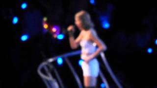 Taylor Swift - Clean Speech Live (The 1989 World Tour Glasgow)