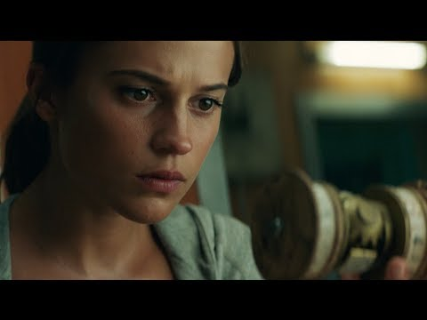 New Movie Clip for Tomb Raider