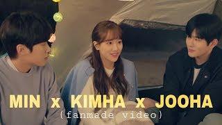Ha Min + Kim Hana + Ryu Jooha (FMV) [A-TEEN 2]  |  Thank You - Golden Child