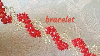Tutorial: beautiful bracelet or choker. Красивый браслет. Мастер-класс