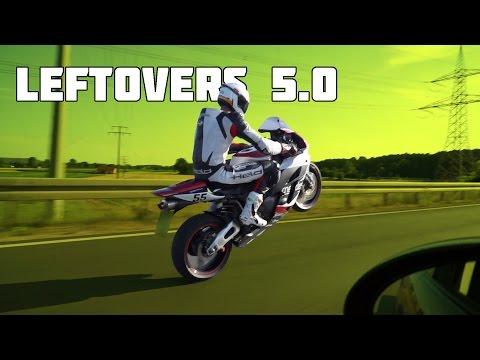 LeftOvers 5.0 | Wake Up. Kick Ass. Repeat.