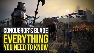 Conqueror's Blade Gameplay - Everything You Need To Know (Conquerors Blade Gameplay)
