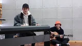 KEVIN AND JACOB (케빈 제이콥)    LULLABY (COVER)
